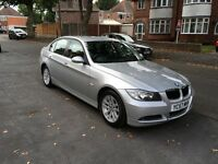 BMW 3 SERIES 320 DIESEL AUTOMATIC 2007 57 REG FULL SERVICE HISTORY 2 X KEY'S LONG MOT SEPT 2017