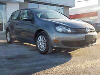 2013 Volkswagen Golf TRENDLINE / GARANTIE 2 ANS / 52$ SEM. / BAS