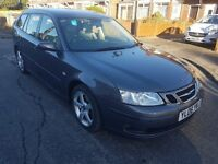 06 PLATE SAAB 93 VECTA TiD ESTATE