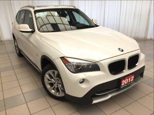 2012 BMW X1 xDrive
