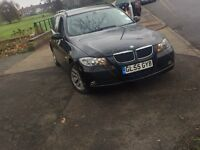 bmw 320d is love car not audi not cdi not van not car is bmw