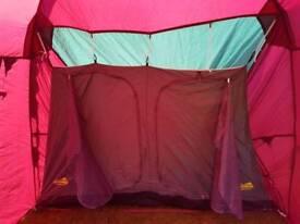 Tent 6 berth