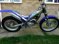 Gasgas TXT 270 Road legal trials bike