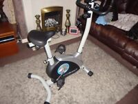 Roger Black Exercise/Cardio/Fitness Bike