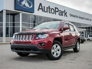 2014 Jeep Compass NORTH| FWD| Leather Interior| Power Options|