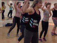 SwingTrain: Swing Dance inspired fitness classes