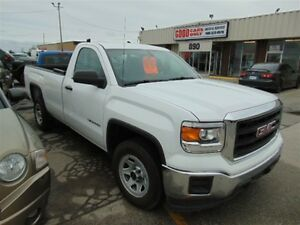 2014 GMC Sierra 1500 REG CAB LONG BOX