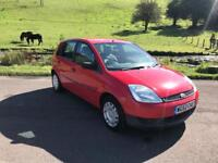 Ford Fiesta finesse 54k full service history