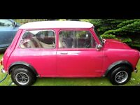 Mk1 Mini 850 Saloon First Registered New Years Day 1961 for Sale