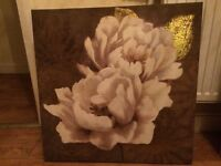 Printed canvases/ paintings