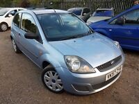 Ford Fiesta 1.25 Style 3dr, LONG MOT, HPI CLEAR, 2 FORMER KEEPERS, GOOD CONDITION, P/X WELCOME,