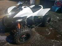 Quadzilla Adly 500cc, Road legal quad, Only 180miles, 66 Reg