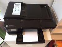 HP Officejet 7610 Wide Format e-All-In-One Printer (boxed) + replacement ink