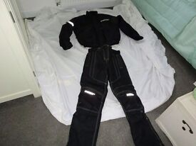 Spada core textile jacket & trousers
