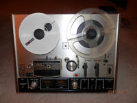 VINTAGE 70's AKAI 4000DS STEREO TAPE DECK
