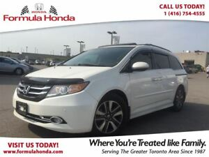2017 Honda Odyssey TOURING | TOP OF LINE | NAVIGATION