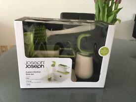 Joseph Joseph sink tidy New in box
