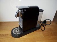 Nespresso Magimix machine coffee maker