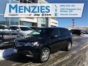 2009 Acura MDX All-wheel Drive, Bluetooth, Sunroof, Clean Carpro