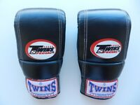Twins Bag Gloves Black