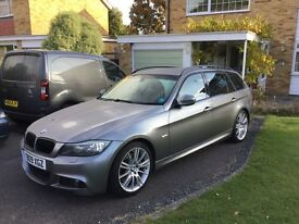 325D Bmw m sport touring with good specifications
