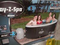 New Unused hot tub £150