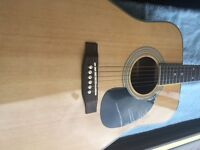 Acoustic guitar - As new condition ***PRICE REDUCED***