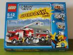 Lego 66326 City superpack 4 in 1