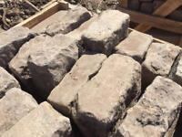 Reclaimed Granite setts / Cobbles