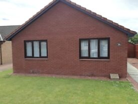 Detached Bungalow for rent Mossblown,Ayr