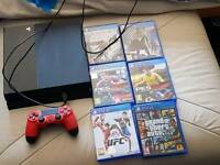 Ps4 and 6 games