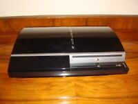 *** Sony PlayStation 3 Console – 40 GB Hard Drive Capacity - For Parts ***