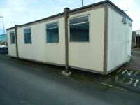 GOOD CONDITION PORTACABIN 31FT/13FT