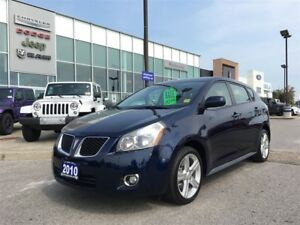 2010 Pontiac Vibe Base ALLOYS FOGS AUTO AIR COND