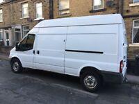 Barnsley man and van