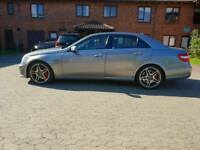 2009 59 MERCEDES-BENZ E CLASS 6.2 E63 AMG PERFORMANCE PACK WITH EXTENDED Mercedes WARRANTY (FMBSH)
