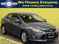2012 Ford Focus SEL, Automatic, $58 Bi-weekly, 125 Kms