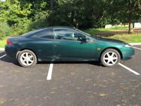 2000 FORD COUGAR 2.5 V6 24V 2 DR COUPE AUTOMATIC LOW MILEAGE THE ONLY ONE AVA...