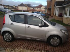 Immaculate Silver Vauxhall Agila For Sale