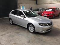 2008 Subaru Impreza r 2.0cc 4 wd high/low gearbox full mot guaranteed cheapest in country