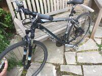 Trek Kaitai Gary Fisher hybrid bike bicycle