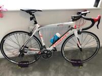 Wilier gtr racing bike