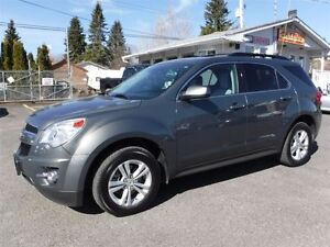 2013 Chevrolet Equinox LT, Leather Prince George British Columbia image 2
