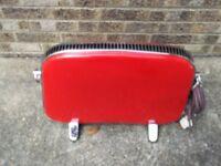 Retro electric radiator