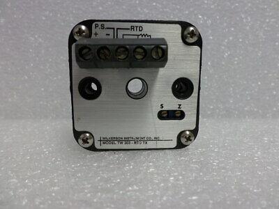 Wilkerson 46472 Transmitter Tw303-rtd Tx