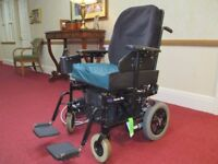 Invacare Harrier Plus Electric Wheelchair