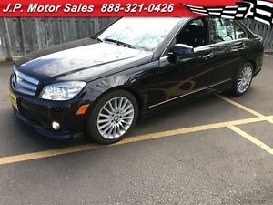 2010 Mercedes-Benz C-Class C250, Automatic, Leather, Sunroof, He