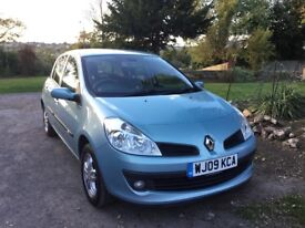 Renault Clio LOW MILEAGE Great Condition