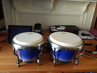 Immaculate condition Pearl Primero Pro Conga Drums