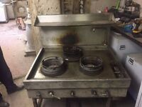 CHINESE COOKER 3 BURNER